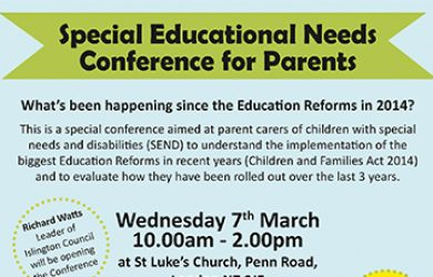 special-educational-needs-conference-for-parents