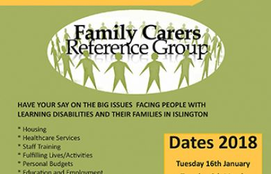 family-carers-reference-group