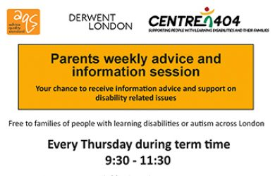 parents-weekly-advice-and-information-session